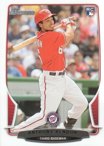 Photo of 2013 Bowman Draft #5 Anthony Rendon RC