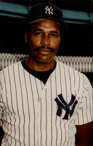 Photo of 1985 Yankees TCMA Postcards #39 Dave Winfield