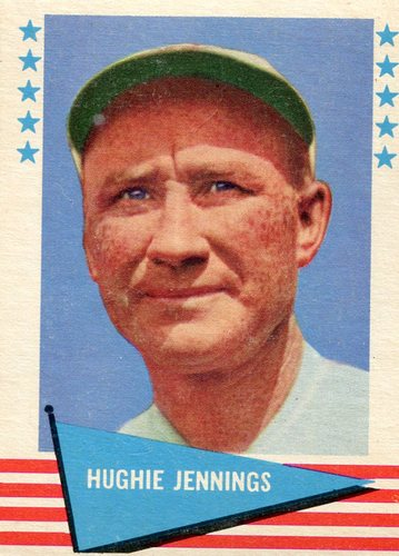 Photo of 1961 Fleer #47 Hughie Jennings