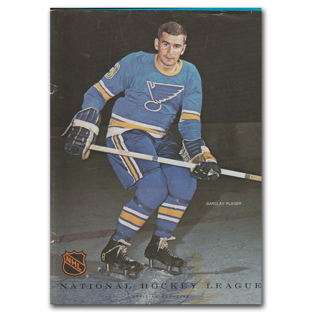 St. Louis Blues Program - February 9, 1971