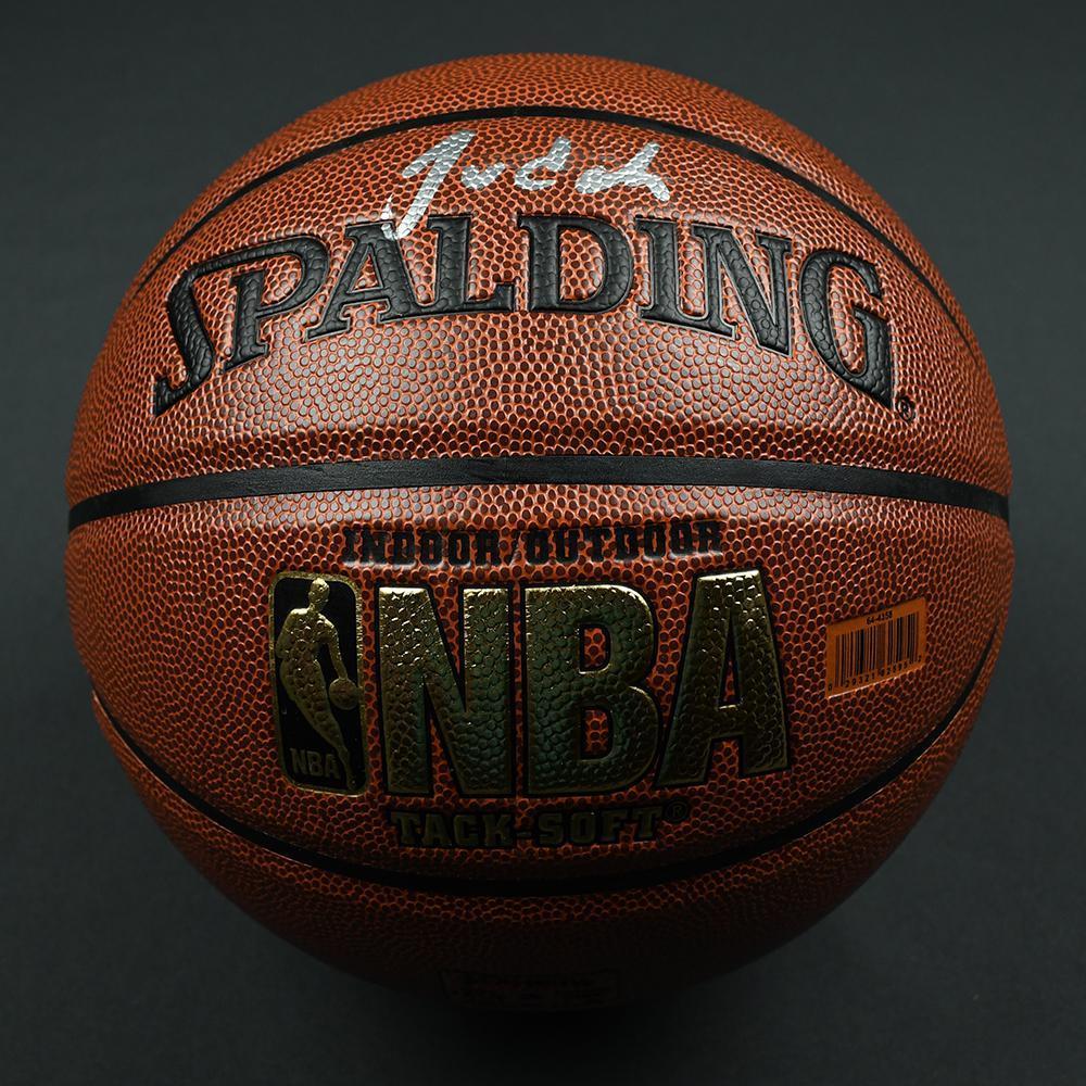 Jonathan Isaac - Orlando Magic - 2017 NBA Draft - Autographed Basketball