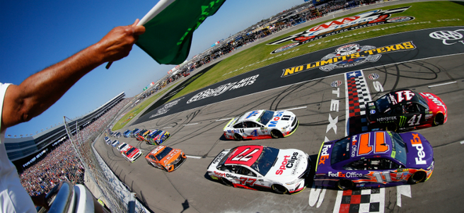 NASCAR EXPERIENCE AT TEXAS MOTOR SPEEDWAY - PACKAGE 2 of 2