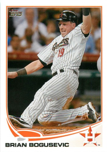 Photo of 2013 Topps #319 Brian Bogusevic