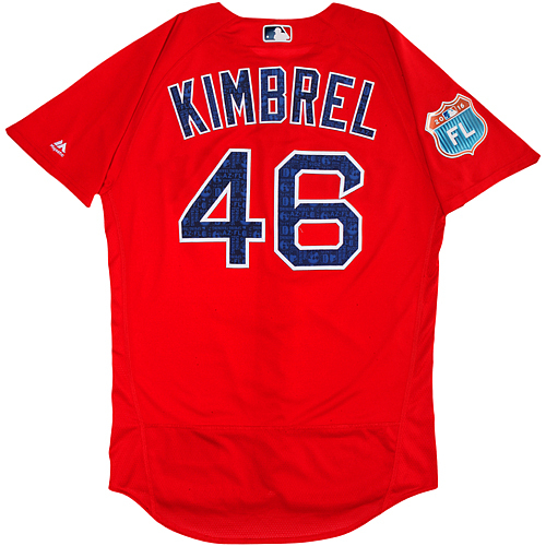 Photo of Boston Red Sox Spring Training Jersey - Craig Kimbrel