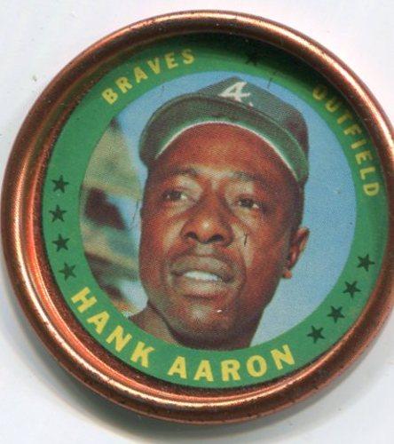 Photo of 1971 Topps Coins #137 Hank Aaron