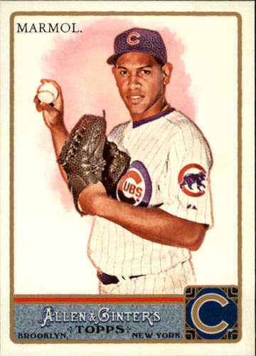 Photo of 2011 Topps Allen and Ginter #168 Carlos Marmol