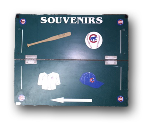 Photo of Wrigley Field Collection -- 'Souvenirs'