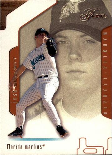 Photo of 2002 Flair #100 Josh Beckett