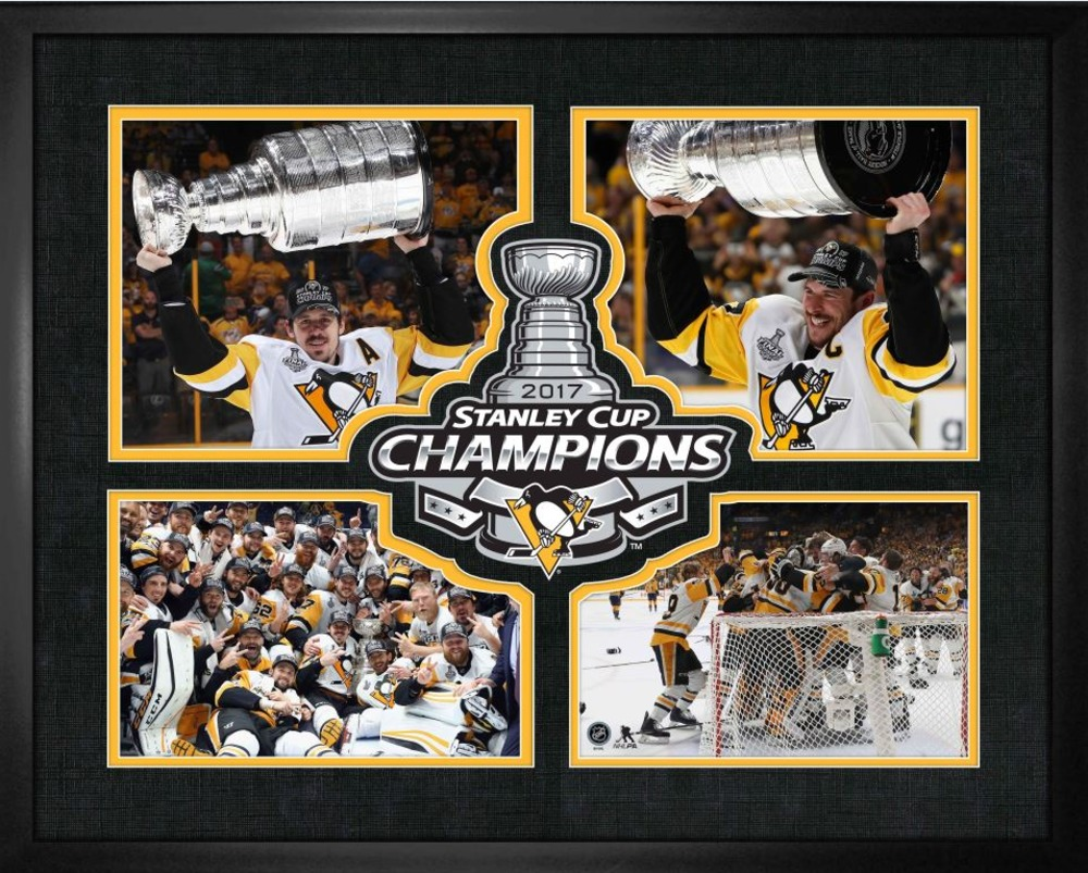 Pittsburgh Penguins - Framed 16x20