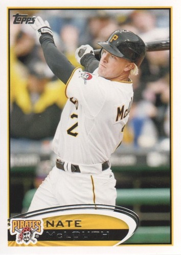 Photo of 2012 Topps #433 Nate McLouth
