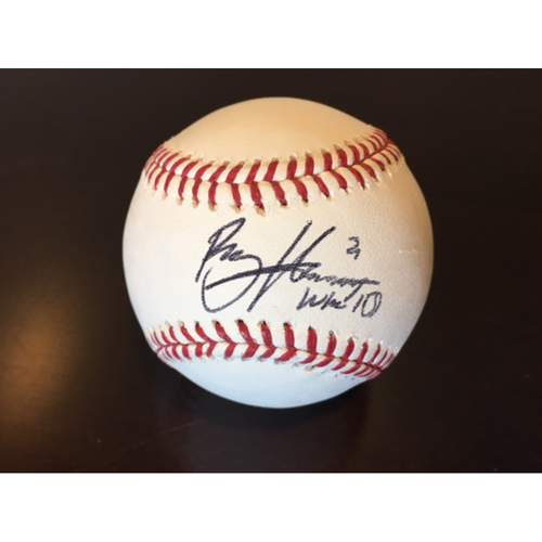 Photo of GCF MLB Playoff Auction: Bryce Harper Autographed Baseball