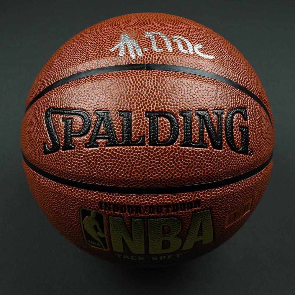 Ante Zizic - Cleveland Cavaliers - 2016 NBA Draft - Autographed Basketball