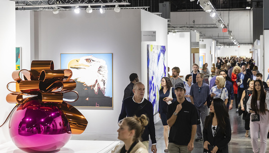 PREMIUM+ CARD ACCESS TO ART BASEL IN MIAMI - PACKAGE 1 of 2