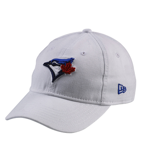 Toronto Blue Jays Youth Preferred Pick White Cap by New Era
