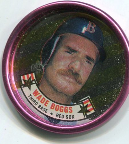 Photo of 1988 Topps Coins #4 Wade Boggs