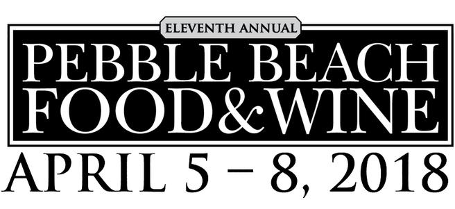 PEBBLE BEACH FOOD & WINE FESTIVAL & MEET CHEF DANIEL BOULUD - PACKAGE 1 of 3