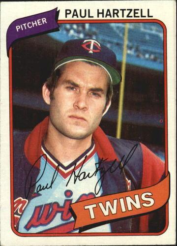 Photo of 1980 Topps #721 Paul Hartzell