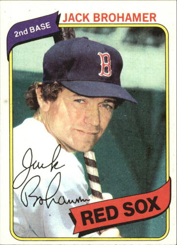 Photo of 1980 Topps #349 Jack Brohamer