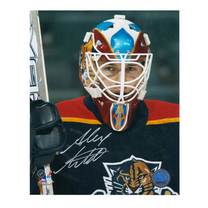 ALEX AULD Signed Florida Panthers 8 X 10 Photo - 70092