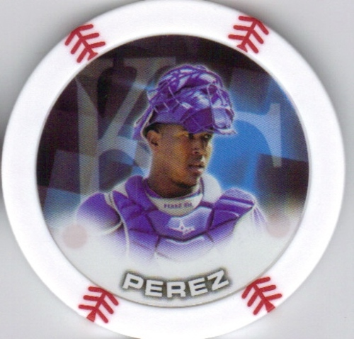 Photo of 2014 Topps Chipz #69 Salvador Perez