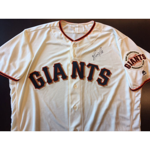 Photo of Giants End of Year Auction: Matt Moore Autographed Giants Jersey