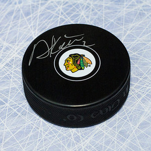 Duncan Keith Chicago Blackhawks Autographed Hockey Puck