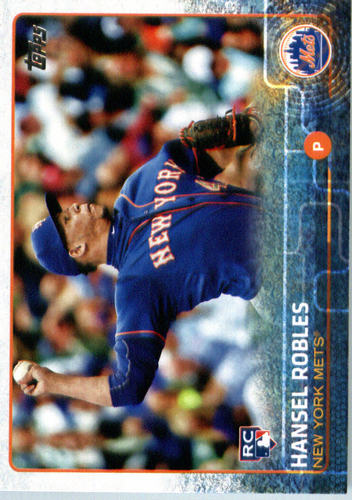 Photo of 2015 Topps Update #US232 Hansel Robles RC