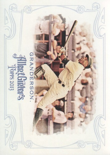 Photo of 2013 Topps Allen and Ginter #95 Curtis Granderson