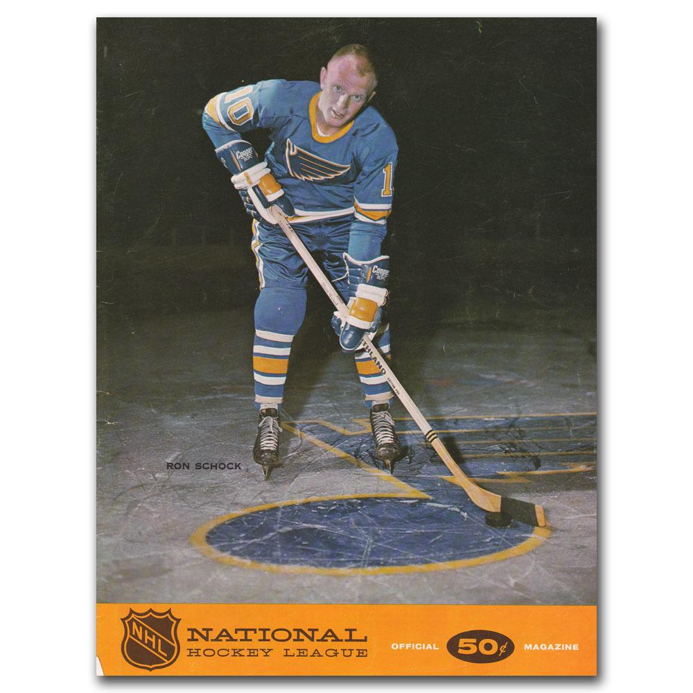 Philadelphia Flyers Program - 1966-67