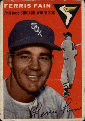 Photo of 1954 Topps #27 Ferris Fain