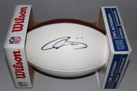NFL - BENGALS ANDREW BILLINGS SIGNED PANEL BALL