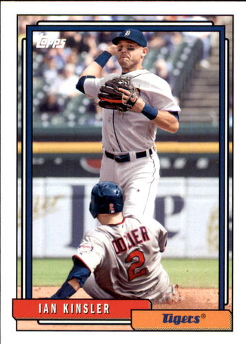 Photo of 2017 Topps Archives #234 Ian Kinsler