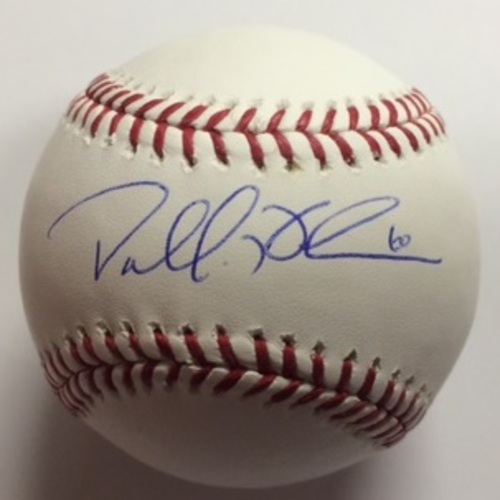 Photo of Dallas Keuchel Autographed Baseball