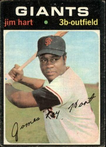 Photo of 1971 Topps #461 Jim Ray Hart