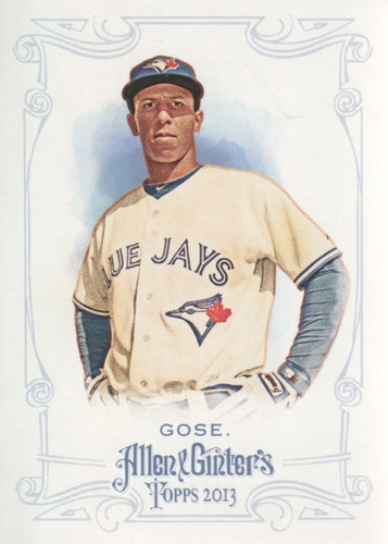 Photo of 2013 Topps Allen and Ginter #24 Anthony Gose