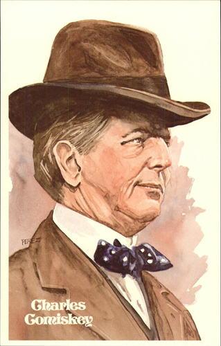 Photo of 1980-02 Perez-Steele Hall of Fame Postcards #20 Charles Comiskey -- Set #08689