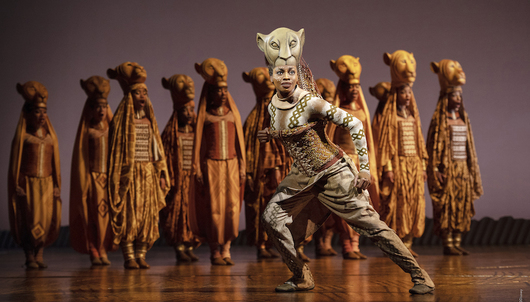 SEE THE LION KING ON BROADWAY & MEET A LEAD ACTOR IN NYC - PACKAGE 2 OF 4