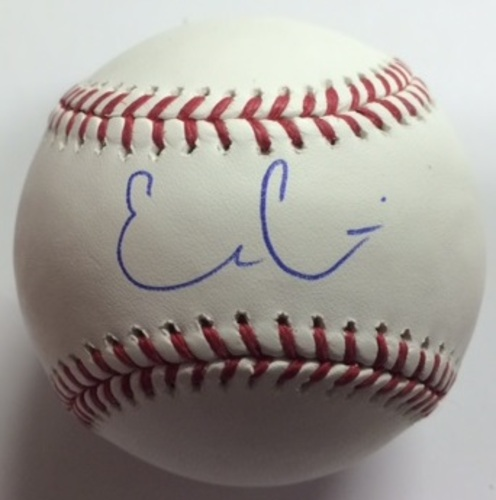 Photo of Evan Gattis Autographed Baseball