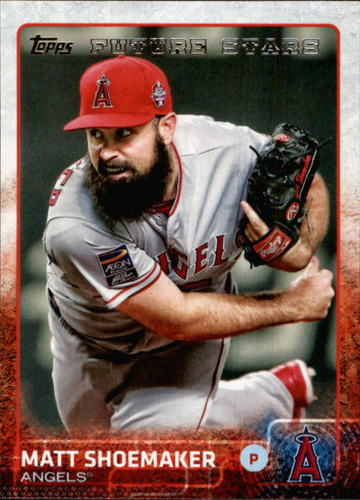 Photo of 2015 Topps #597 Matt Shoemaker FS