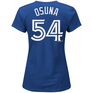 Women's Roberto Osuna Player T-Shirt by Majestic
