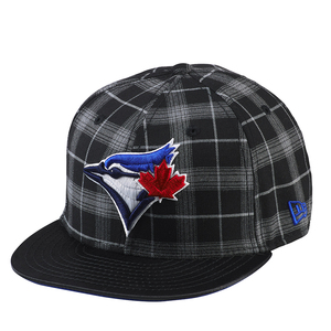 Women's Posh Plaid Snapback by New Era