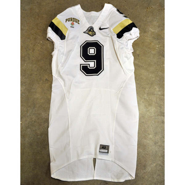 da1ce0361 Purdue Sports Official Auctions | 2001 Rose Bowl Throwback Jersey ...