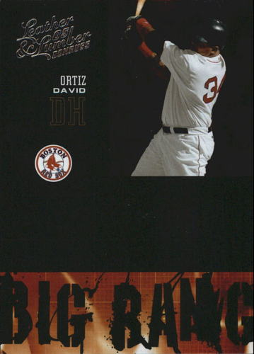 Photo of 2005 Leather and Lumber Big Bang #9 David Ortiz