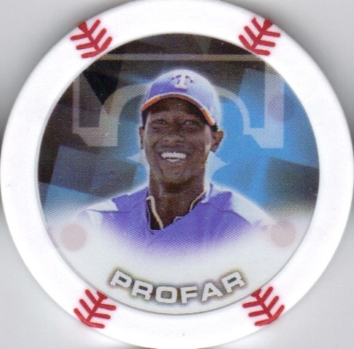 Photo of 2014 Topps Chipz #74 Jurickson Profar