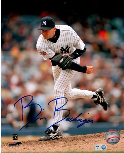 Photo of Brian Boehringer Autographed 8x10