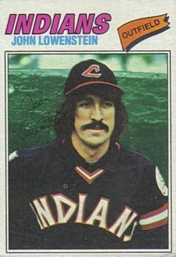 Photo of 1977 Topps #393 John Lowenstein