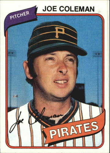 Photo of 1980 Topps #542 Joe Coleman