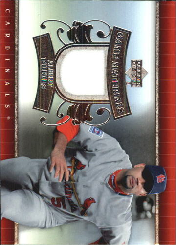 Photo of 2007 Upper Deck UD Game Materials #AP Albert Pujols Pants S1