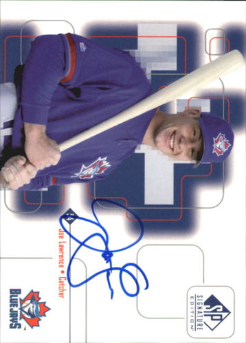 Photo of 1999 SP Signature Autographs #JLA Joe Lawrence