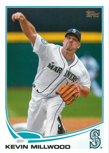 Photo of 2013 Topps #325 Kevin Millwood